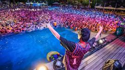 Wuhan's Pool Party Draws Outrage, Despite Zero Cases In