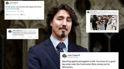Just A Collection Of Justin Trudeau Tweets That Didn't Age