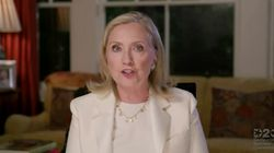 Hillary Clinton At The DNC: 'Vote Like Our Lives Are On The