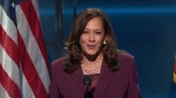 Kamala Harris Celebrates America's Diversity, A Nation 'Where All Are Welcome,' In DNC