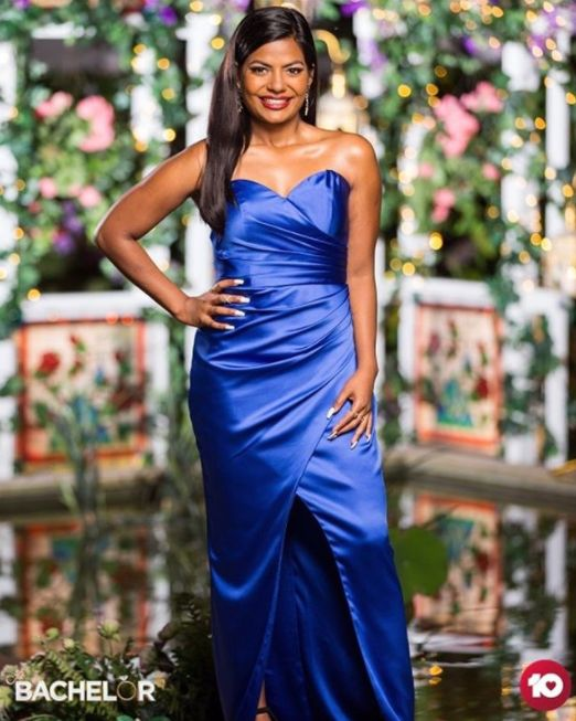 'The Bachelor Australia' contestant Areeba