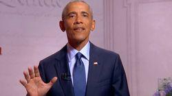 Obama califica el mandato de Trump de 'reality show' y asegura que