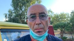 L'ex carabiniere che ha trovato i resti: