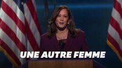 Kamala Harris accepte la nomination démocrate avec un hommage à sa mère