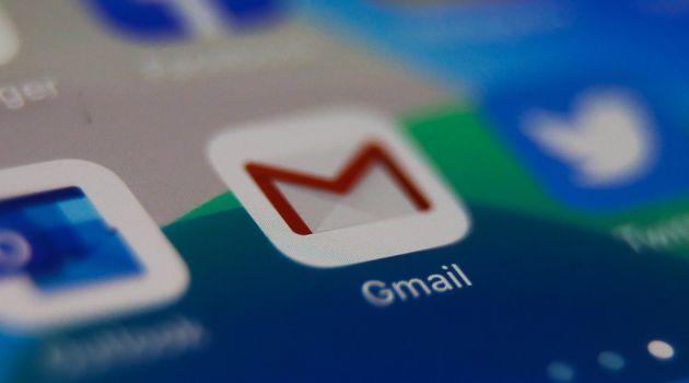 Le services d'échanges de mails Gmail est resté en panne pendant six