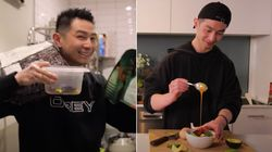 MasterChef's Reynold Promises 'No Filter' On New YouTube
