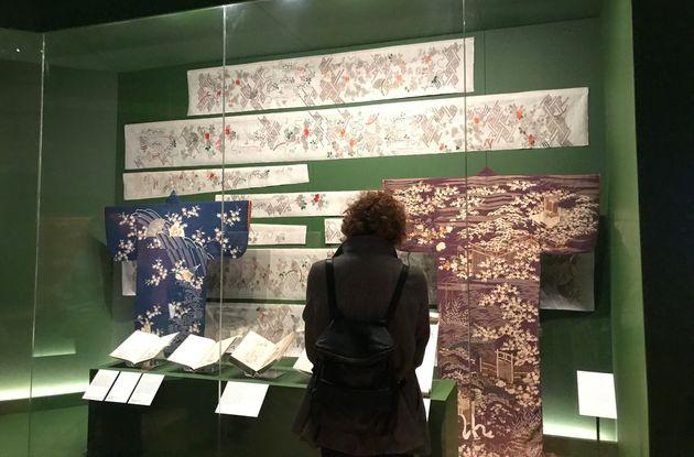 ヴィクトリア&アルバート美術館『KIMONO:京都からキャットウォークまで(Kimono: Kyoto to