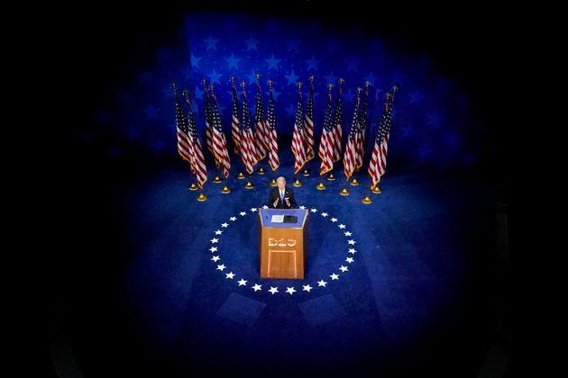조 바이든은 1988년, 2008년에 이어 자신의 세 번째 대선 도전 끝에 마침내 민주당 대선후보가