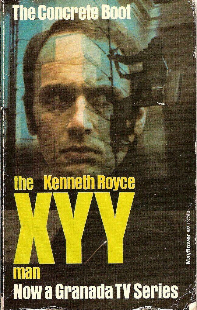 1976년 영국에서 방영된 텔레비전 드라마 (The XYY Man)의 주인공은 여분의 Y 염색체 탓에 갖게 된 자신의 범죄 충동을 억누르며 악을 소탕하는 영웅 캐릭터로 설정됐다. 사진은 이 시리즈의 포스터.