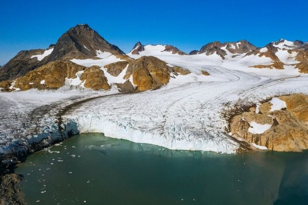 Le Groenland a perdu 1 demi trillion de tonnes de glace en 2019 révèle une