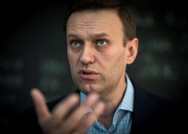 Alexeï Navalny, ici à Moscou en janvier