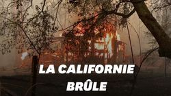 Une centaine d'habitations en flammes à cause des incendies
