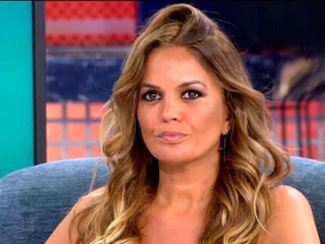 Marta López, ahora excolaboradora de Mediaset.