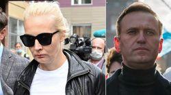 La moglie di Navalny: