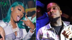 Megan Thee Stallion Accuses Canadian Rapper Of Shooting Her In The