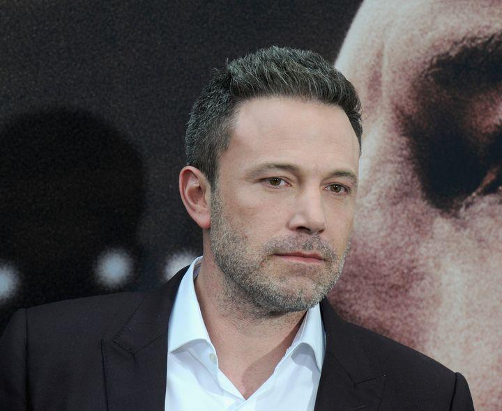 Ben Affleck interpr&eacute;tera &agrave; nouveau Batman dans le film <i>The Flash.</i>