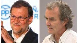 La comparación entre Fernando Simón y Rajoy que arrasa en redes: todo por su última rueda de