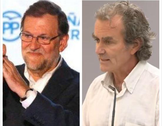 Mariano Rajoy y Fernando