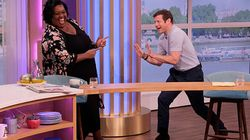 Alison Hammond And Dermot O'Leary Join This Morning Presenting Team In Show