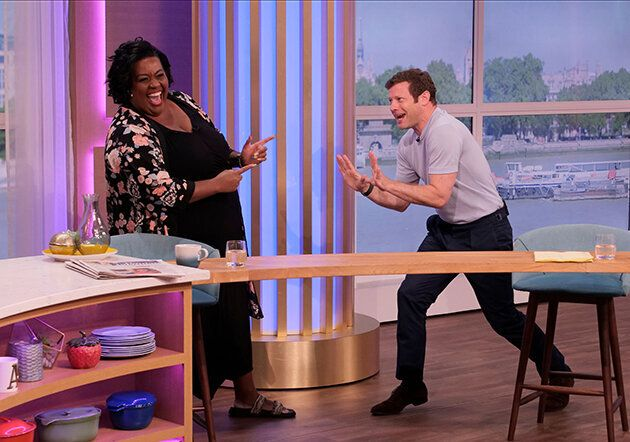 Alison Hammond And Dermot OLeary Join This Morning Presenting Team In Show Shake-Up