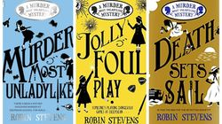 The 'Murder Most Unladylike' Series By Robin Stevens Delightfully Subverts Detective Story