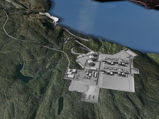 Énergie Saguenay voudrait construire son complexe sur un terrain appartenant au port de