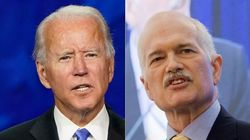 Joe Biden's DNC Speech Sounded A Lot Like A Jack Layton