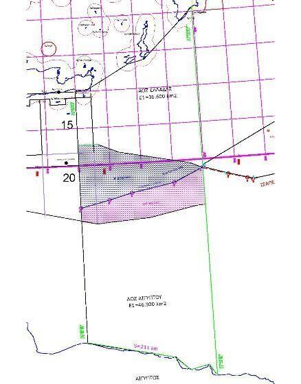 Σχήμα 4: Κατανομή περιοχής...