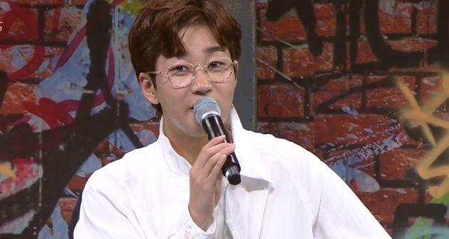 21일 KBS '유희열의 스케치북'에 출연한 래퍼