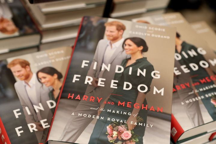 "The authors of ""Finding Freedom"" spoke with HuffPost."