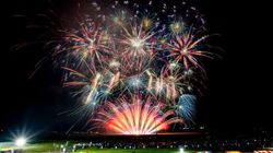 エール花火、全国28都県で今夜開催。時間と場所は秘密、見る方法は?