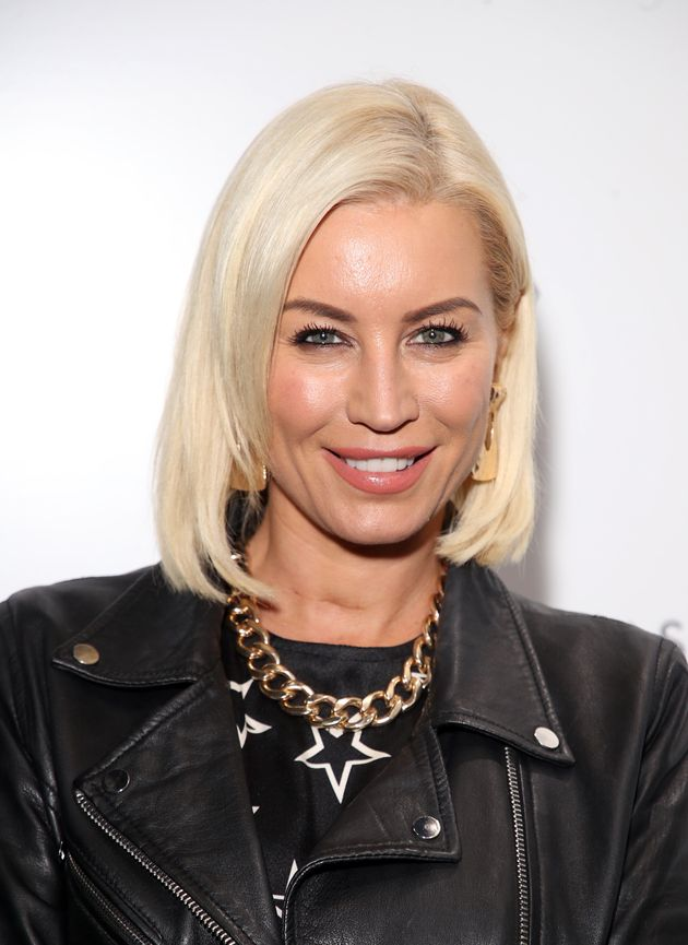 Denise Van Outen Says She Had No Idea Shed Had Coronavirus After Positive Antibodies Test Result