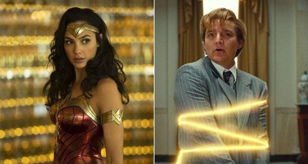L'un des méchants du prochain film tiré de l'univers de Wonder Woman, Maxwell Lord, a été inspiré par...