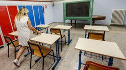 Scuole riaprono 1 settembre per recupero apprendimento, dal 14