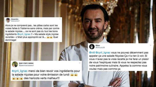 La recette de salade niçoise proposée par Cyril Lignac pour la reprise de