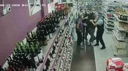 Dans un supermarché près de Nice, la situation dégénère à cause d'un masque mal