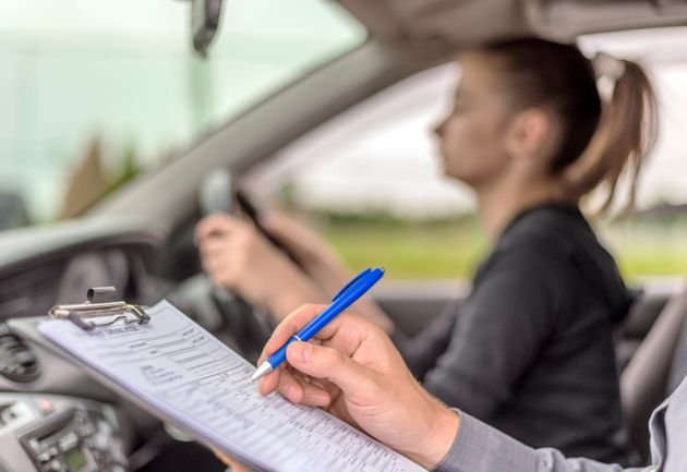 Driving Test Website Forced To Close Just A Day After Reopening For First Time Since March
