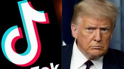 TikTok va porter plainte contre les mesures de Trump à son