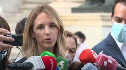 El sutil 'dardo' de Cuca Gamarra a Cayetana Álvarez de Toledo: todo por esta