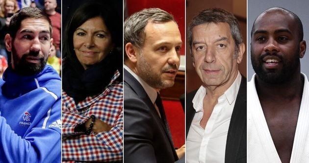 Nikola Karabatic, Anne Hidalgo, Adrien Taquet, Michel Cymes, Teddy Riner... Tous suivront le match du...