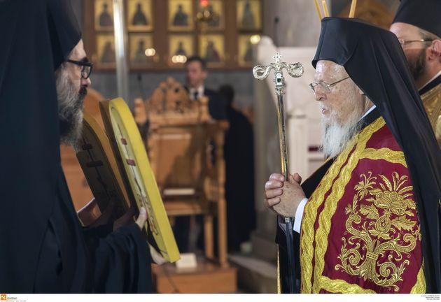 Βαρθολομαίος: Η μετατροπή της Αγίας Σοφίας σε τζαμί μας