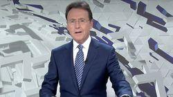 Matías Prats, 'trending topic' por el chiste que ha hecho en pleno