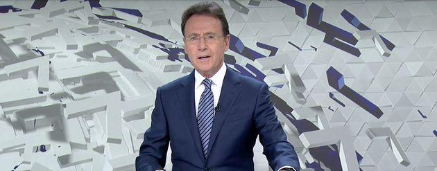 Matías Prats, presentador de 'Antena 3 Noticias Fin de