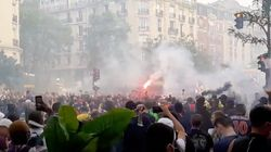 Une ambiance bouillante au Parc des Princes avant la finale