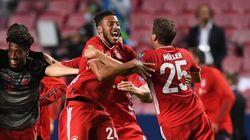 Retrouvez le but et les temps forts de la finale de Ligue des Champions