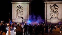 Des tensions à Paris après la défaite du PSG face au Bayern, 151 personnes en garde à