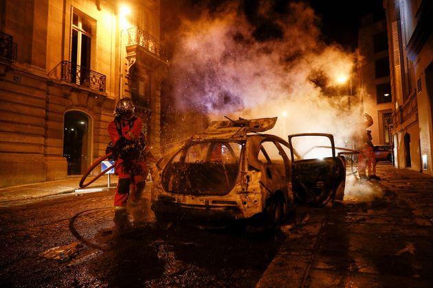 Des tensions à Paris après la défaite du PSG face au