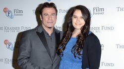 Un mois après avoir perdu sa femme, John Travolta et sa fille dansent pour lui rendre