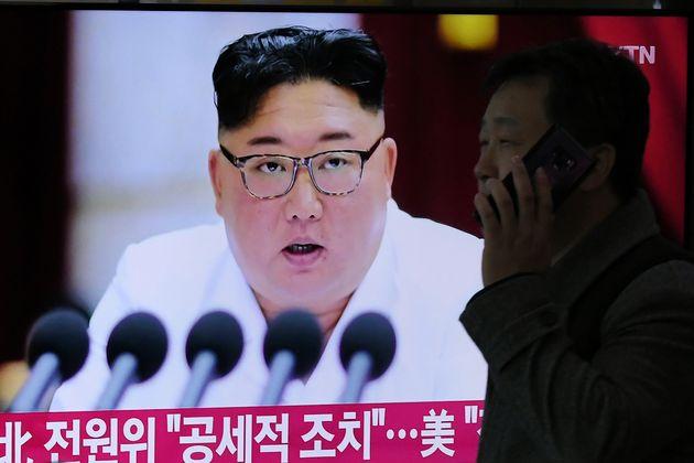 Kim Jong-un sarebbe in