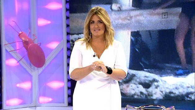 Carlota Corredera en 'Hormigas Blancas' este